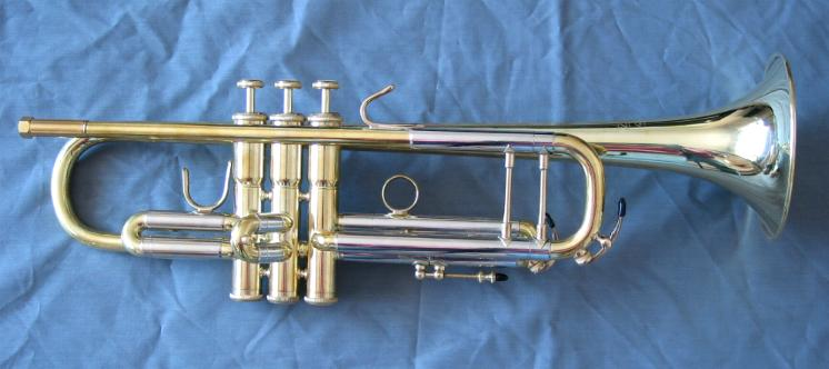 Guarnerius in Raw Brass