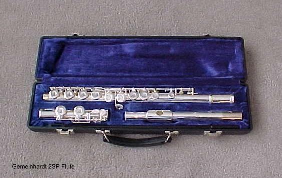gemeinhardt 2sp student flute new used flutes. Black Bedroom Furniture Sets. Home Design Ideas