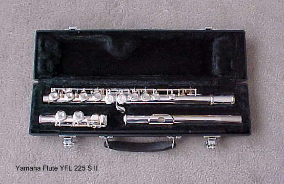 Yamaha Flute  And